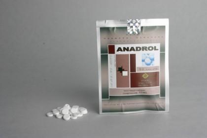 Anadrol Hubei 10mg (50 tab)