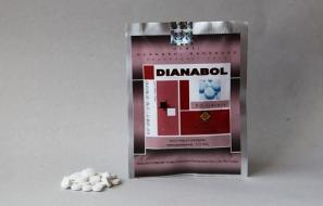 Dianabol Hubei 10mg (50 tab)