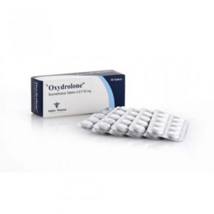 Oxydrolone 50mg (50 tab)